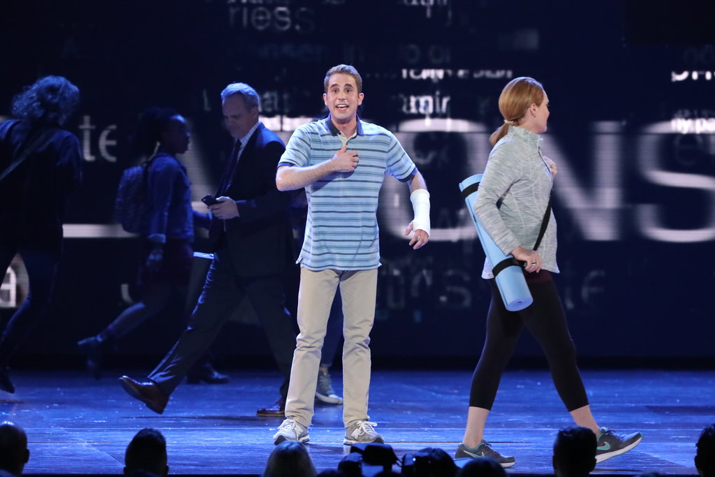 Ben Platt in Dear Evan Hansen